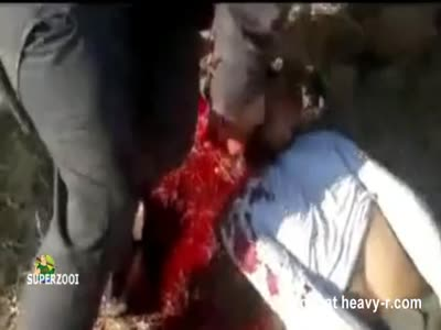 Jihadist Cant Finish Beheading