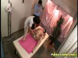 Spy Cam In Sexy Massage Salon