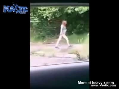 Flakka Drugs Turns Girl Into Walking Zombie