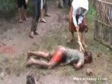 Brutal Beating To Death