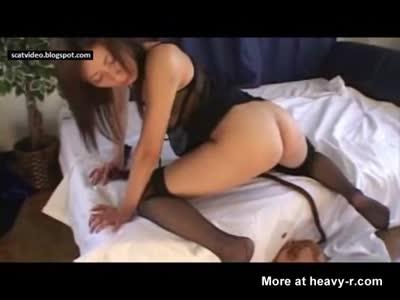 Japanese Scat Femdom