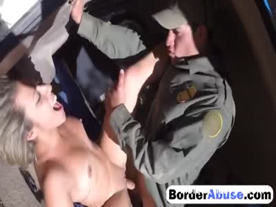 Latina Stripped Searched And Fucked