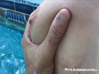 Huge Tit And Nipples Played
