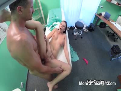 Teen Creampied By Doctor