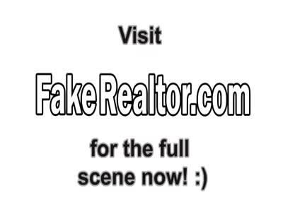Fake Realtor Fucking Brunette Zoe Doll Doggy Style