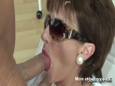 Facial For Milf