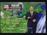 Weatherman With Tourettes
