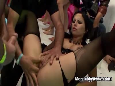 Massive Orgy