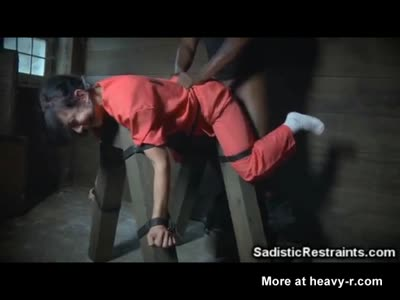 Female Prisoners Restrained And Punished