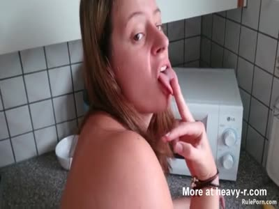 Quick Anal Sex Before Work