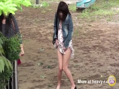 Pissing In The Garden
