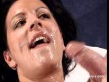 Huge Facial Cumshot