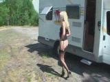 Trailer Park Mature Amateur