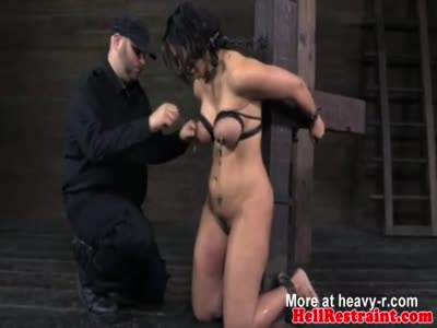 Punishing Bound Girl