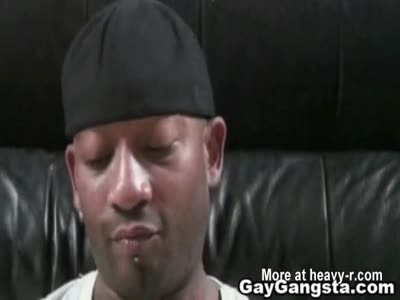 Black Cock Love to Fuck White Gays