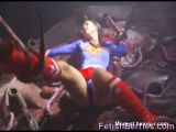 Supergirl Prisoner of Tentacles