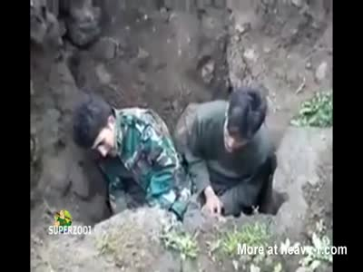 Executed In A Hole