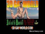 JACK AND THE BEANSTALK 3D Gay XXX Comics
