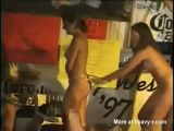 Drunk Spring Break Girls Stripping