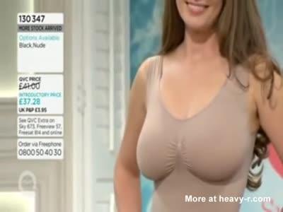 Hot Television Slut Cleavages