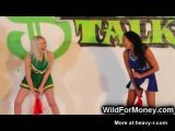 Wild Cheerleading For Money