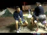 Teen Fucked By Her BF In The Skatepark In Public