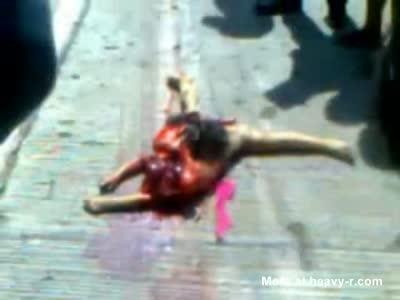 Women killed by car