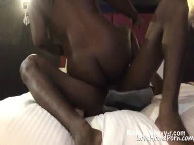 Pounding Black Pussy