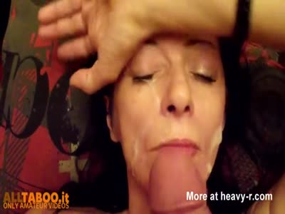 Amateur real mom son porn