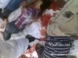 Massacre Aftermath In The Streets Of Balashrat