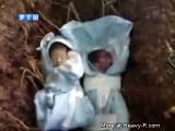 Babies killed in Syria