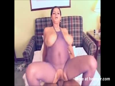Big fat roommate slut