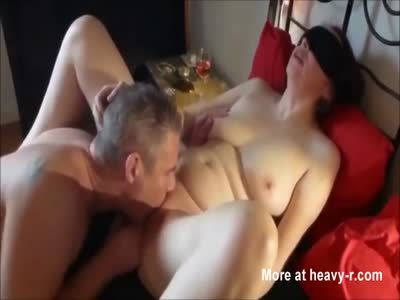 Adventurous Blindfolded Cuckold Wife