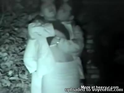Nightvision Captures Horny Couple