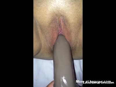Mature Pussy Dildoed Close Up