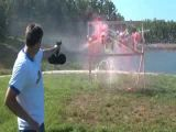 Playing with a Glock 17