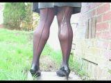 TGirl Poops Panties 1