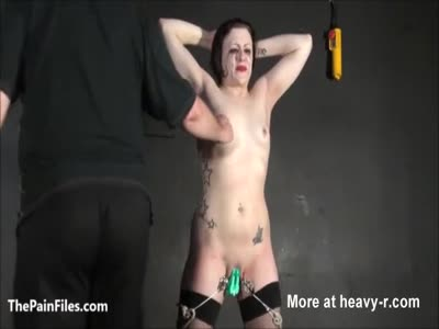 Mature Slave Tit Whip And Pussy Torture