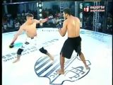 Brutal Capoeira Kick Results In An Instant KO