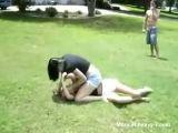 Jailbait Teens Sexy Fight