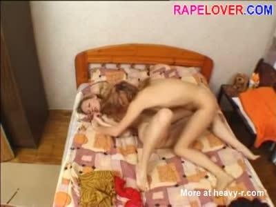 Lesbian Teen Rapes friend