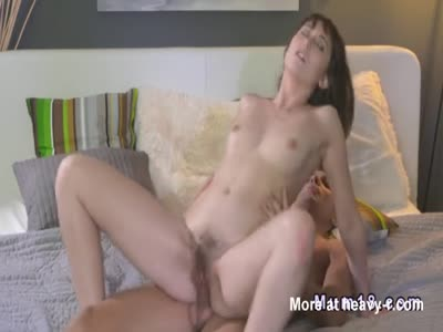 Hairy Snatch Foreplayed And Fucked