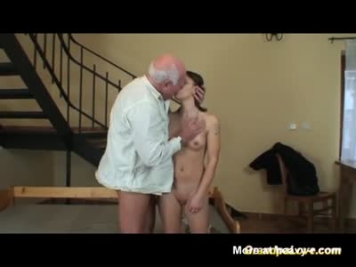 Grandpa Fucking Sweet Young Teen