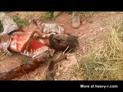 DEAD SOLDIERS (Iraq, Nineveh Province)