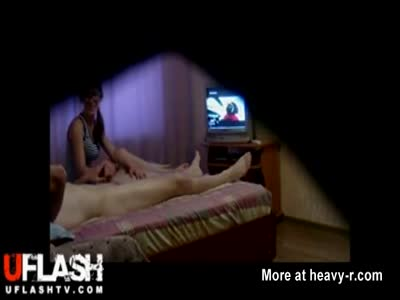 Handjob From Massage Girl