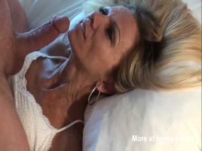 Mature Gets POV Facial