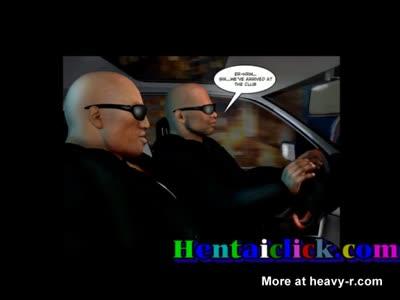 Hentai gay hunks group hardcore gangbanged