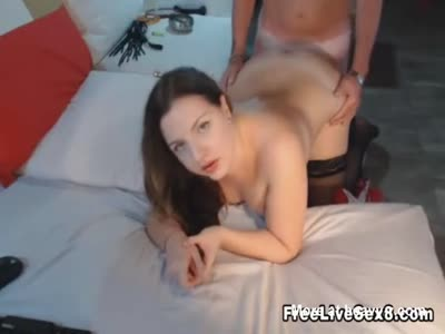 Hot Couple Having Wild Sex