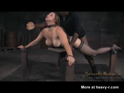 Loving bdsm extreme punishment video seeing