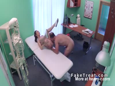 Doctor Fucks Slim Teen Patient